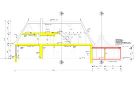 Grundriss spitzboden mit brandschutzanforderungen